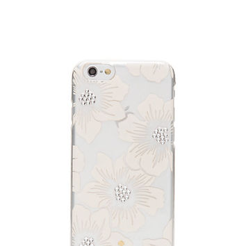 jeweled hollyhock iphone 6 case