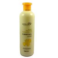 Shower Gel Ginger Bath and Moisturizing Skin Care Shower Gel Body Wash 500ML/PCS  Free Shipping