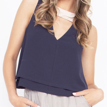 Penny Layered Tank