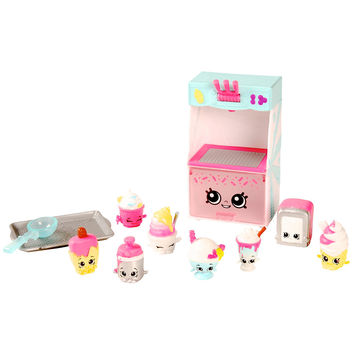 Shopkins™ Season 3 Food Fair - Cool and Creamy Collection 8 Pack