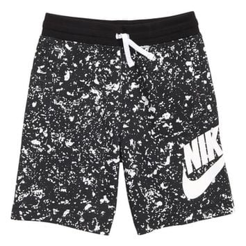 Nike New Seasonal Alumni Shorts (Toddler Boys & Little Boys) | Nordstrom