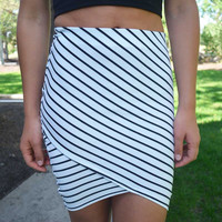 Down the Line Skirt