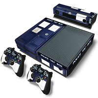 DoctorWho Skin - Xbox One Protector