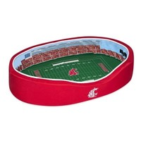 Washington State University Stadium Pet Bed