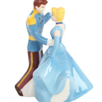 Disney Cinderella And Prince Charming Salt & Pepper Shakers