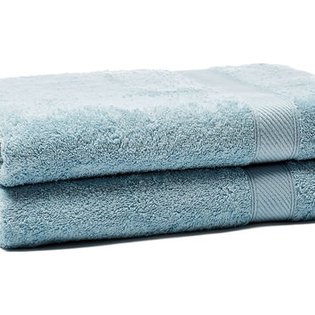 Bath Towels, Winter Sky, Set of 2, Assorted Towel Sets