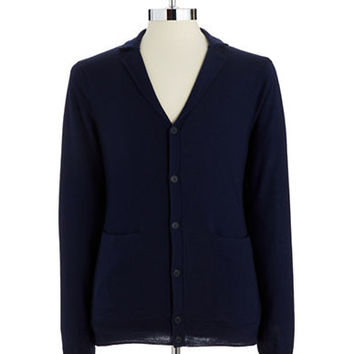 Vince Camuto Button-Down Cardigan