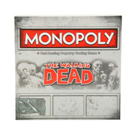 The Walking Dead Monopoly Survival Edition Board Game