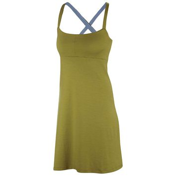 Ibex VT Dress - Women's Large - Insect Green