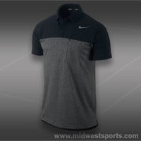 Nike Mens Tennis Shirt, Nike Cotton Mix Polo 541238-032,  Midwest Sports