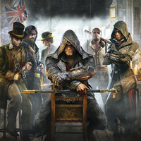 Assassin's Creed: Syndicate Video Game Poster