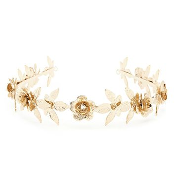 Floral Embellished Headband
