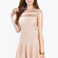 Sugarlips Sweet Blush Dress