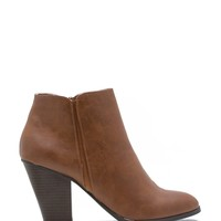 Tevay Clean Short Boot