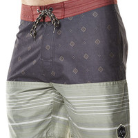 RIP CURL RAPTURED FILL BOARDSHORT - BLACK