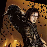 The Crow 1996 Kitchen Sink Comics Poster 22x32