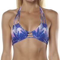 STONE FOX SWIM TYDE SEPARATE TOP - PALMS