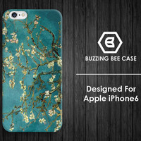 iPhone 6 Case Van Gogh Blossoming Almond Tree Painting iPhone 6 plus Case painting iPhone 6 cover, iPhone 6 plus cover, designed for iPhone