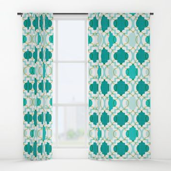 Medina Window Curtains by heatherduttonhangtightstudio