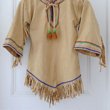 Native American Indian Costume for Halloween or Dress-up