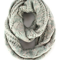 Two Tone Infinity Scarf (more colors)
