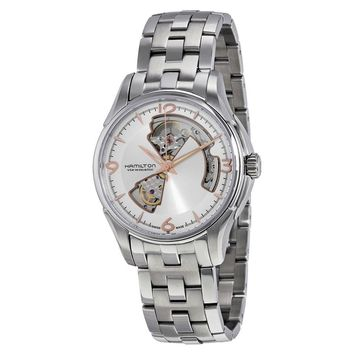 Hamilton Jazzmaster Automatic Open Heart Dial Mens Watch H32565155