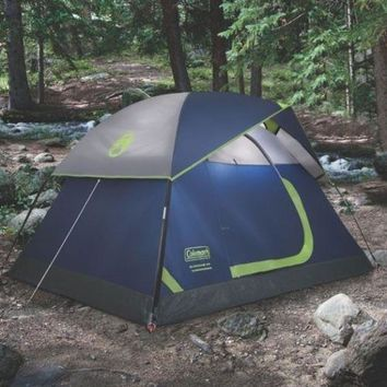 2 Person Coleman Dome Tent