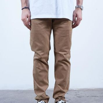 Tobacco | Slim Fit
