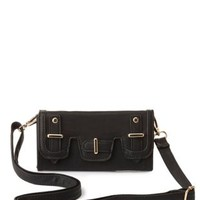 Belted Cross-Body Wallet by Charlotte Russe