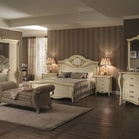 CLASSIC STYLE BEDROOM SET TIZIANO | BEDROOM SET | ARREDOCLASSIC