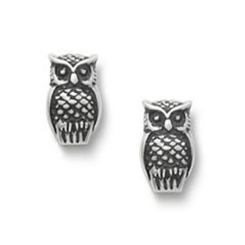 Owl Ear Posts | James Avery