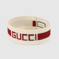 GUCCI Elastic Gucci stripe headband