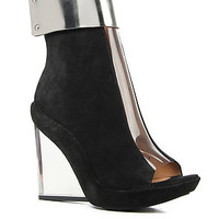 Jeffrey Campbell The Roni Shoe in Black with Metal Cuff : Karmaloop.com - Global Concrete Culture