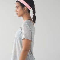 fringe fighter headband *mesh