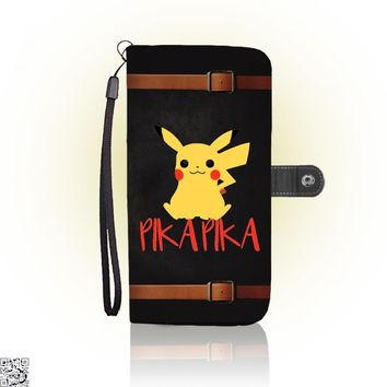 Pika Pika Pikachu, Pokemon Wallet Case