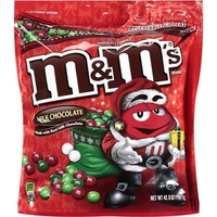 M&M's Holiday Milk Chocolate Candies, 2.6 lb - Walmart.com