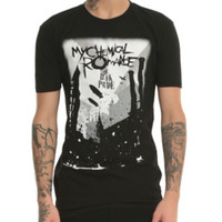My Chemical Romance The Black Parade Blimp T-Shirt