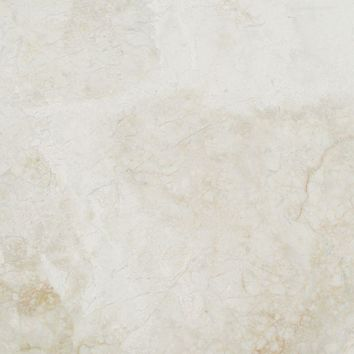 MS International Pacific Marfil 18 in. x 18 in. Polished Marble Floor and Wall Tile (9 sq. ft. / case)-THDPACMAR1818P - The Home Depot