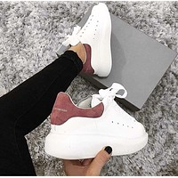 Alexander Mcqueen Fashionable Casual Shoes