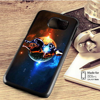 Avatar Last Airbender Street Level Samsung Galaxy S4 S5 S6 Edge Plus S7 Edge Case Note 3 4 5 Edge Case