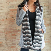 Minka Faux Fur Jacket