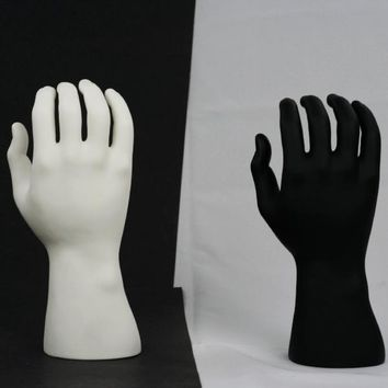 DS-190 Male Glove and Jewelry Display Mannequin Hand