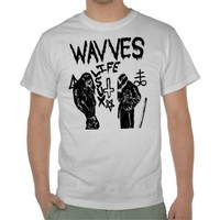 COOL WAVVES TEE from Zazzle.com