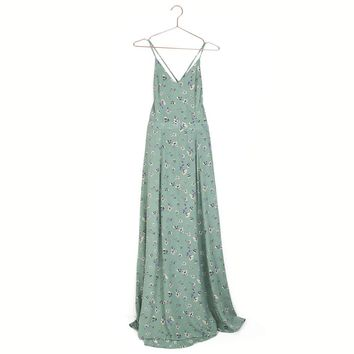 Pasha Floral Maxi Dress