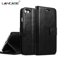 For iPhone 6S Case Flip Stand PU Leather Case Card Holder Strap Coque For iPhone 6 6S Plus 5 5S 7 7 Plus For iPhone Wallet Case