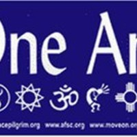 Love One Another! Bumper Magnet.