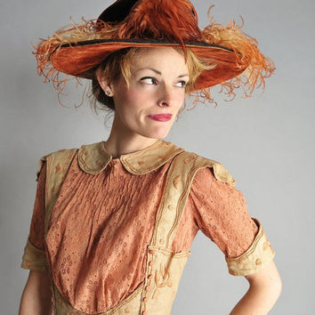 3 Day Valentines Sale/ vintage 1910s edwardian dress / The Romantic
