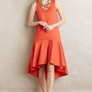 Maeve Camellia Dropwaist Dress