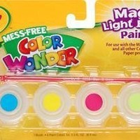 Crayola Magic Light Brush Paint Refill - Tropical Colors
