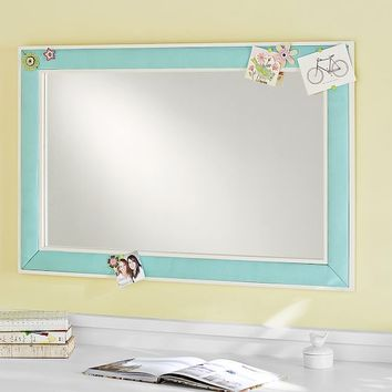 Pop Color Pinboard Mirror